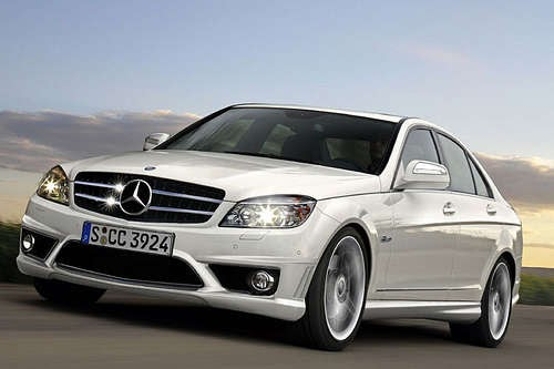 2009 mercedes benz c63 amg scooped for 2009 mercedes benz c63 amg