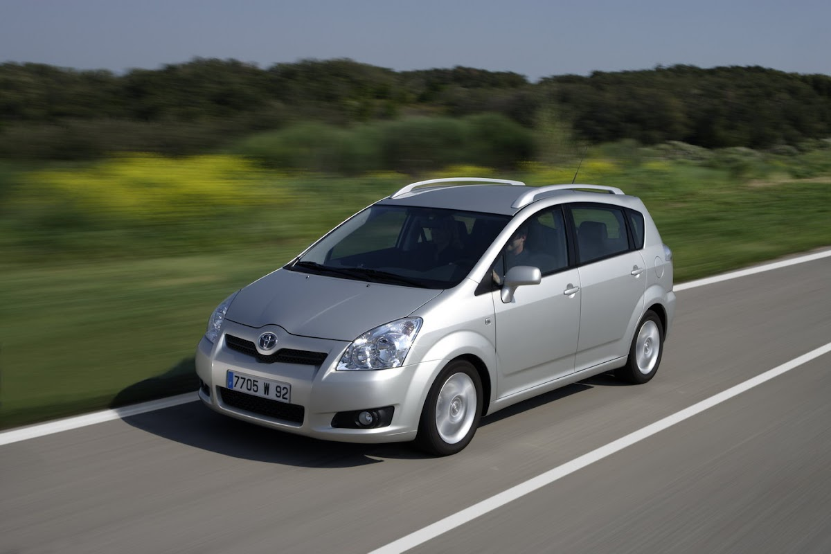Toyota Verso 2008: Review, Amazing Pictures and Images – Look at ...