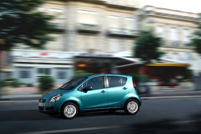 Carscoop Splash 1 Suzuki Splash: Official Images Released
