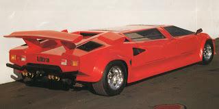 Auto Trend Car Quotes Ebay Lamborghini Countach Limousine Replica