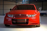 Carscoop BriskFabia 3 Skoda Fabia Coupe With A 500Hp 2.0TFSI Engine