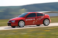 Carscoop BriskFabia 4 Skoda Fabia Coupe With A 500Hp 2.0TFSI Engine