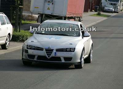 Alfa Romeo 159 Gta V8