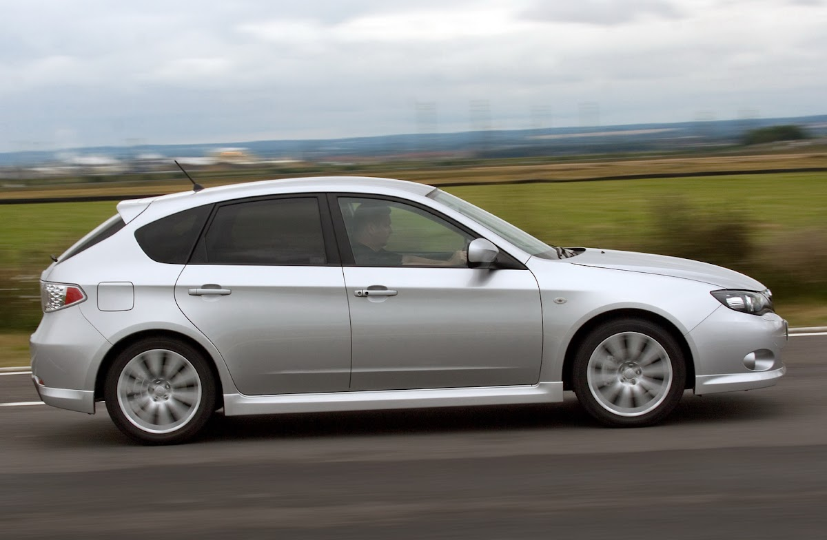 2008 subaru impreza: euro specs released - europe does get wrx