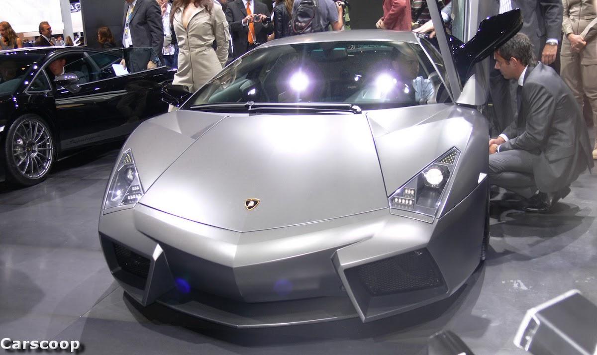 Frankfurt Show: Lamborghini Reventon Full Press Release, Specifications U0026  Images