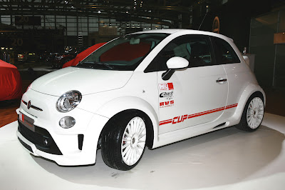 frankfurt show fiat 500 cup by ms design. Black Bedroom Furniture Sets. Home Design Ideas