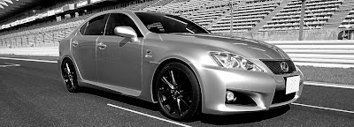 Carscoop IS FLEXUS Lexus Announces Debut Of New Performance Accessory Line At SEMA