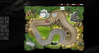 Carscoop Suzuki SwiftGAM Suzuki Swift Sport Online Game
