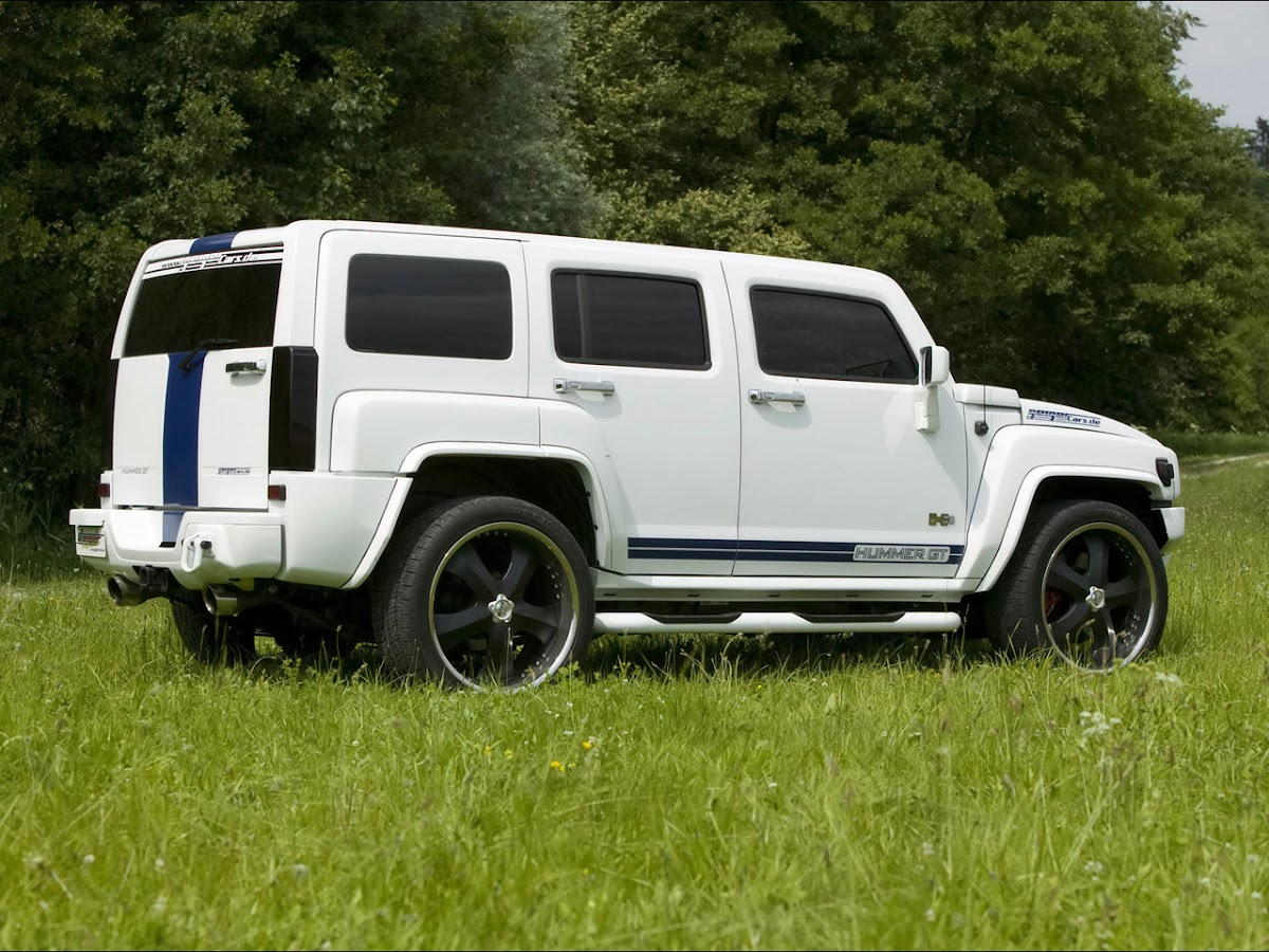 Hummer h3 gt v8 by geigercars vanachro Gallery