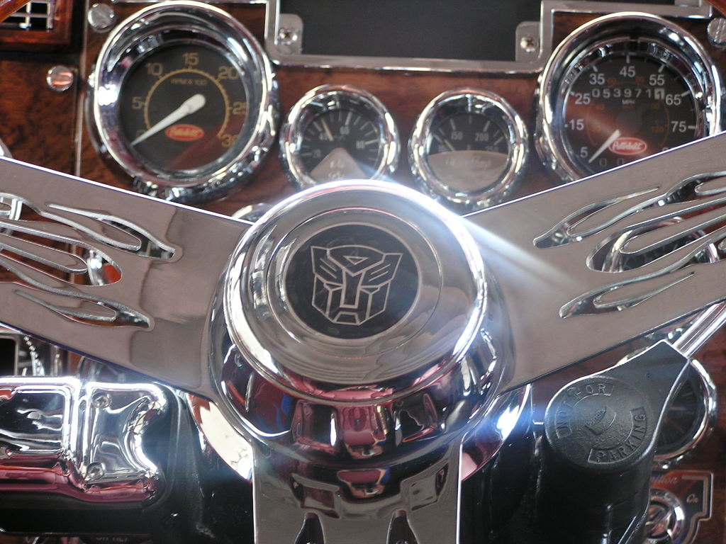Car Reviews Optimus Prime Transformers Replica For Sale