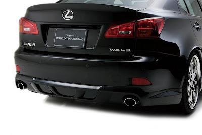 Carscoop WaldLexus IS 1 Lexus IS By Wald International