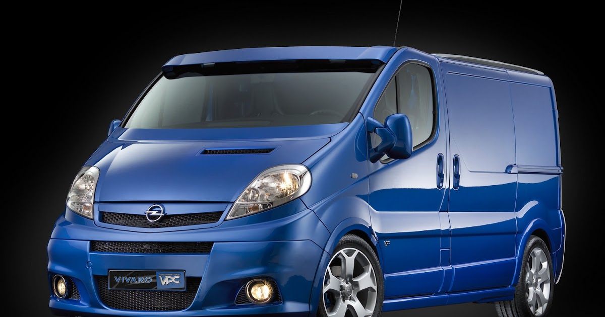 2008 opel vivaro vpc opc inspired van. Black Bedroom Furniture Sets. Home Design Ideas