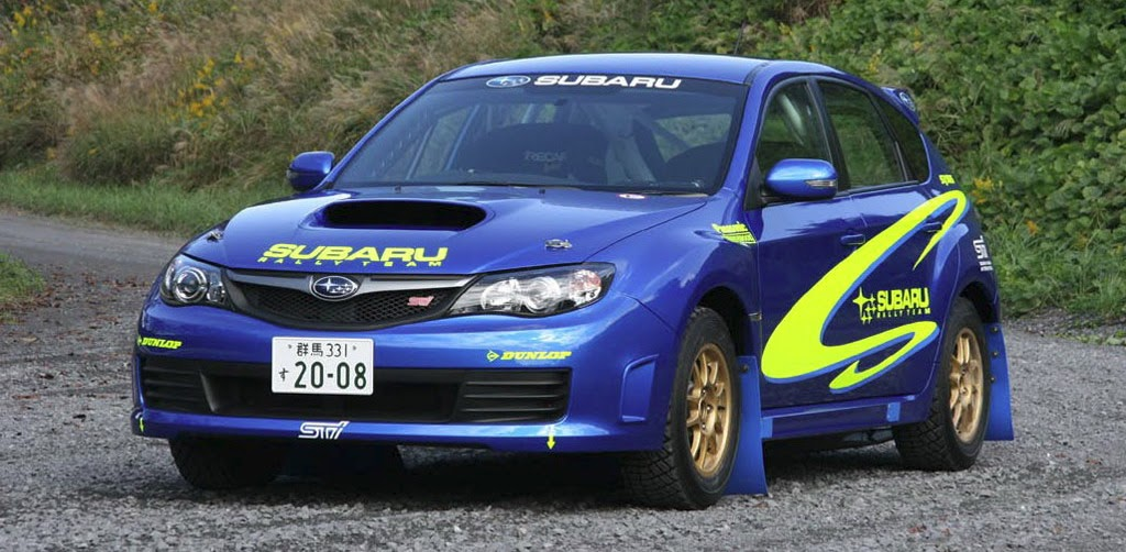 subaru announces 2008 impreza wrx sti group n rally car. Black Bedroom Furniture Sets. Home Design Ideas