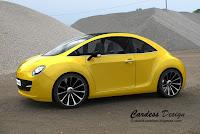 2012 VW Beetle 2 Design Proposal for Next Generation VW Beetle Photos