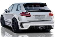 Lumma Design 2011 Porsche Cayenne 002 New 2011 Porsche Cayenne CLR 550 GT by Lumma Design Photos