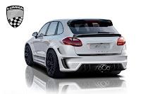 Lumma Design 2011 Porsche Cayenne 1 New 2011 Porsche Cayenne CLR 550 GT by Lumma Design Photos