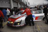 audi motorsport 100514 1367 Audi R8 LMS Dominates the Nürburgring Takes First Four Grid Positions for 24 Hour Race Photos