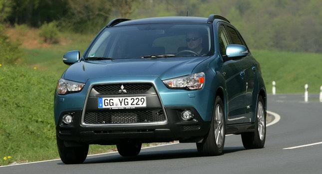 Mitsubishi ASX 0 Mitsubishi UK Releases Prices for ASX Small Crossover