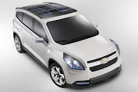 Chevrolet Orlando 7 America Loses out on the New Chevrolet Orlando (but Canada doesnt) Photos