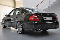 Prior Design E Class 1 Prior Design Fattens up the Mercedes Benz E Class W211