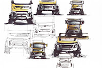Volvo Truck Design 4 Volvo Trucks New FMX Design photos
