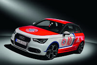Audi A1 Worthersee 1 Audi to Show Seven Customized A1 Models at Wörthersee Photos