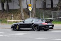 SPY SHOTS: New Hardcore Porsche 911 GT2 RS Could get 600HP Photos