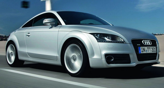 Audi TT 0 2011 Audi TT Coupe and Roadster with 170HP 2.0 liter Diesel to go on Sale this Summer