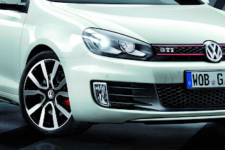 VW Golf GTI Adidas 2 VW to Present Two New Special Versions of the Golf GTI at Wörthersee