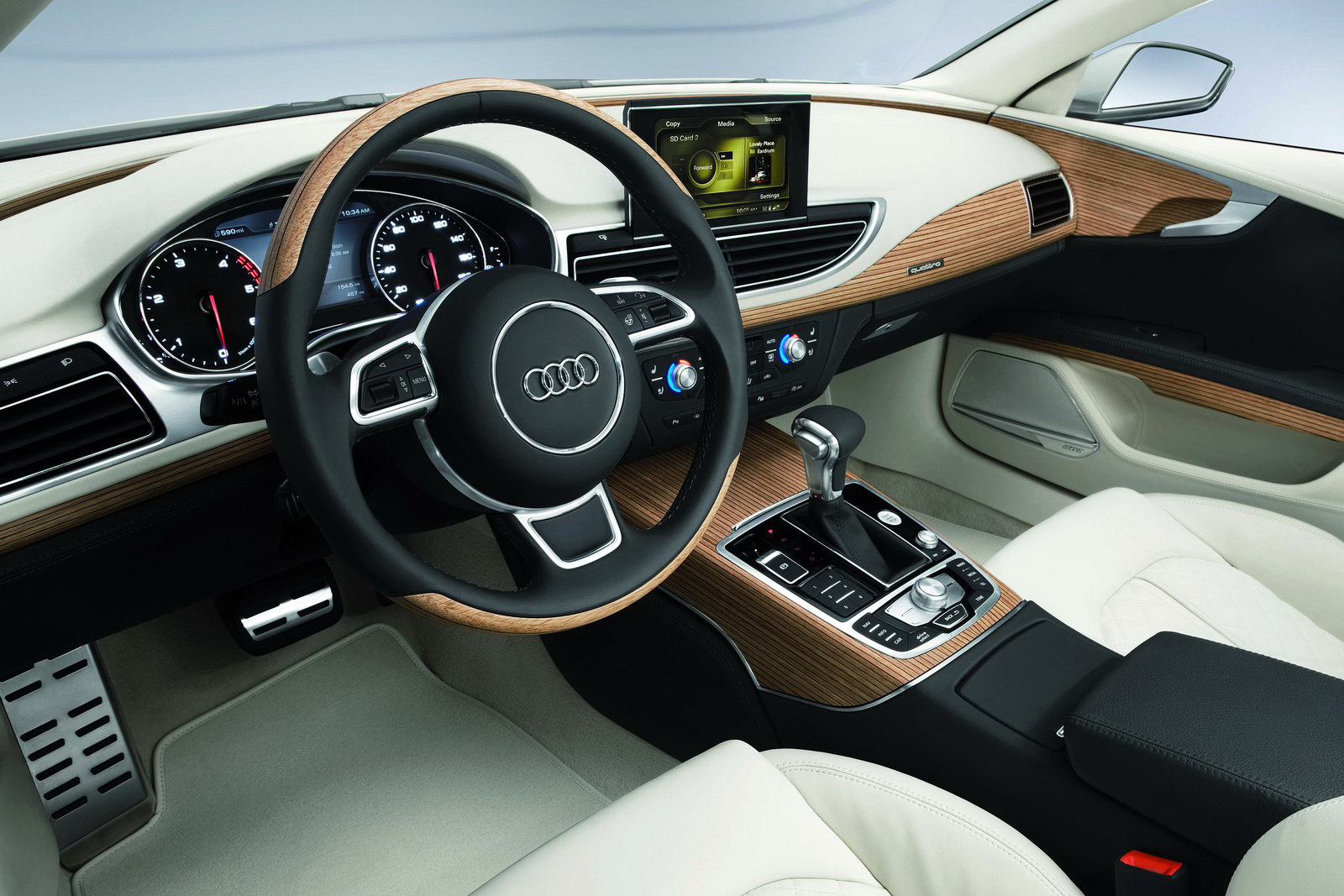 the car malignant rumors audi rs7 sportback with 580hp v10 coming to paris. Black Bedroom Furniture Sets. Home Design Ideas
