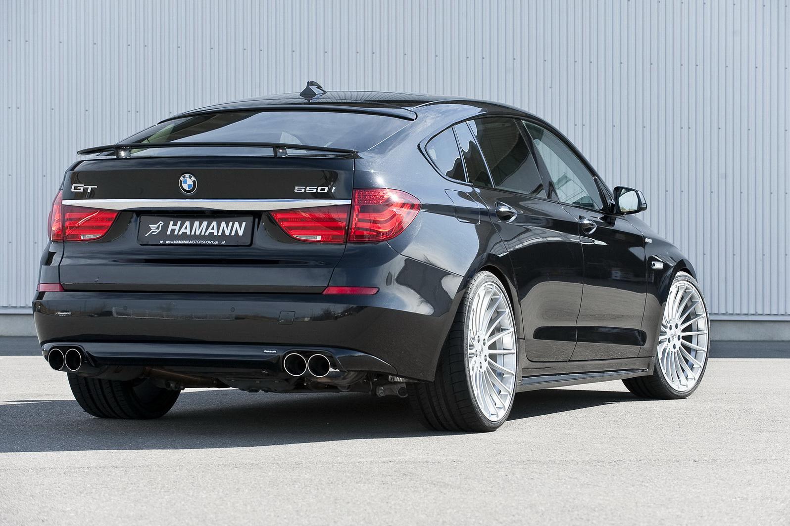 hamann motorsports reinterprets the bmw 530d gt carscoops. Black Bedroom Furniture Sets. Home Design Ideas