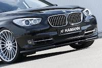 BMW 5 GT Hamann 4 Hamann Motorsports Reinterprets the BMW 530d GT