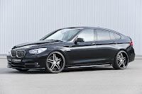 BMW 5 GT Hamann 23 Hamann Motorsports Reinterprets the BMW 530d GT