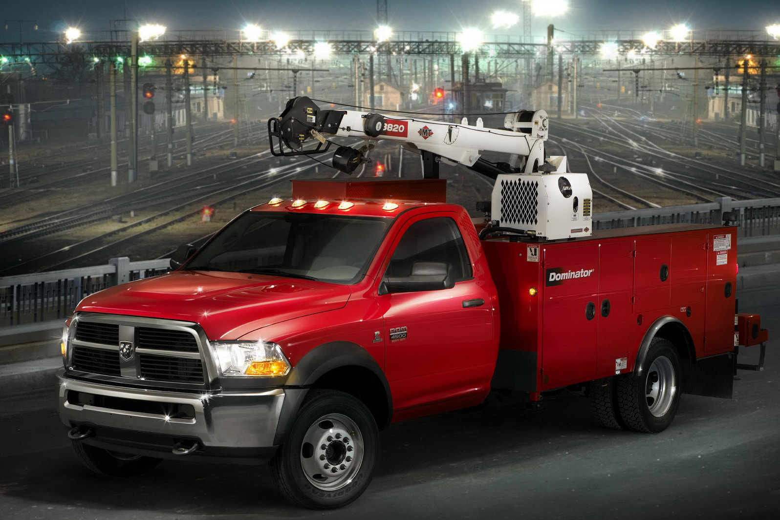 Ram Trucks Go Commercial With New Chassis Cab Variants