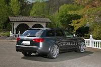 Reifen Koch Tunes the Audi RS6 to 700HP and 330km/h [205mph]