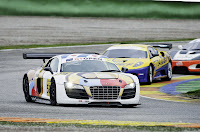 Audi Motorsport 8 Seven Audi R8 LMS Racers to Compete in 24 Hours of Nürburgring Photos
