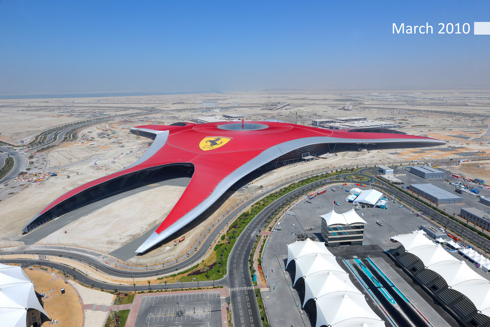 ferrari world abu dhabi opens in october formula rossa rollercoaster. Cars Review. Best American Auto & Cars Review