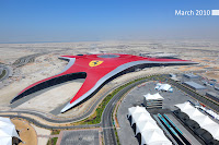 Ferrari World Abu Dhabi 4 Ferrari World Abu Dhabi Opens in October Formula Rossa Rollercoaster Unveiled Videos