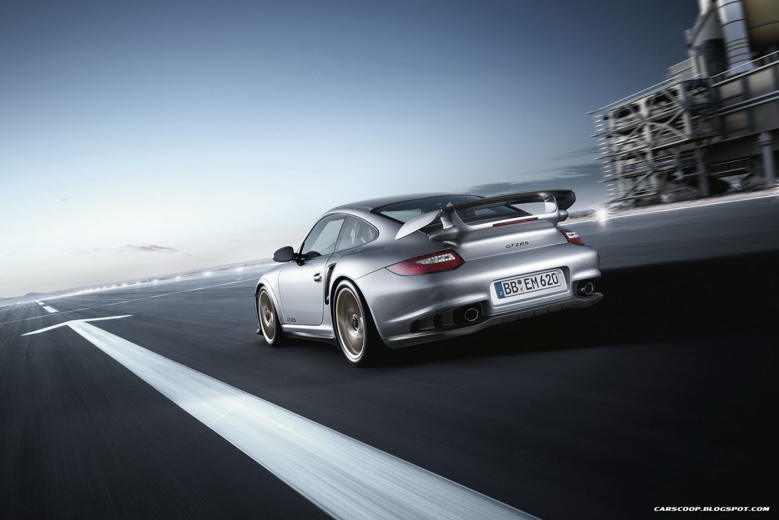 New Porsche 911 Gt2 Rs  Mega Gallery With 71 Photos  Plus