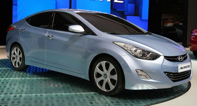 2011 Hyundai Elantra Avante 23 Hyundai May Build New Elantra in U.S. Move Santa Fe Production to Kia Plant Photos