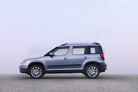 Skoda Yeti 6 Skoda: Powertrain Updates for 2011MY Octavia, Yeti and Superb Photos