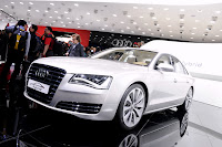 2011 Audi A8 Hybrid 41 New Audi A8 Hybrid with 2.0 Liter 4 Cylinder Engine Photos,Pictures,review