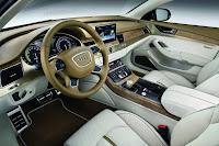 2011 Audi A8 Hybrid 34 Geneva Show: New Audi A8 Hybrid with 2.0 Liter 4 Cylinder Engine Photos