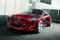 GQ by Citroen 003 Citroens Newest Concept GT Car Photos pictures reviews