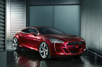 GQ by Citroen 010 Citroens Newest Concept GT Car Photos pictures reviews