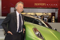 Ferrair 599 GTB Fiorano Hybrid Study 03 Ferrari Goes from Red to Green Plans to Offer Hybrid Option on all Models Photos