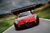Alfa Romeo 8c Competizione 3 Malignant Rumors Alfa Romeo 4C Coming to Pebble Beach Photos