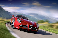 Alfa Romeo 8c Competizione 7 Malignant Rumors Alfa Romeo 4C Coming to Pebble Beach Photos