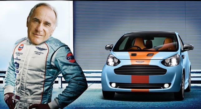Aston Martin Cygnet Amazyng Style