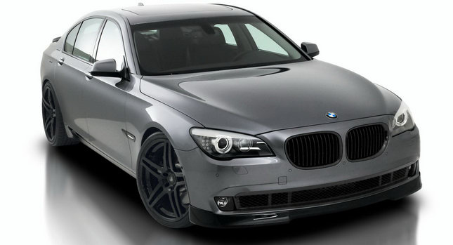 Vorsteiner BMW 7 Series Pack 00 Vorsteiner Does the New BMW 7 Series